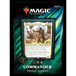 Commander 2019 - Mazzo Genesi Primordiale (Naya)