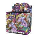 Pokemon - SM11 Unified Minds - Booster Display (36 Boosters)