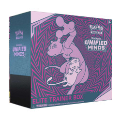 Pokemon - SM11 Unified Minds - Elite Trainer Box