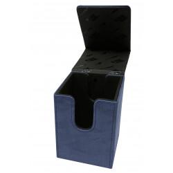 Ultra Pro - Suede Alcove Flip Box - Sapphire