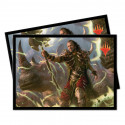 Ultra Pro - Commander 2019 100 Sleeves - Ghired, Conclave Exile