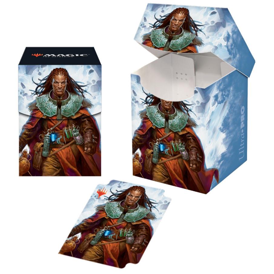 Ultra Pro - Commander 2019 Deck Box - Sevinne, the