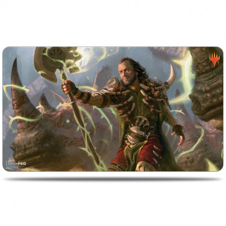 Ultra Pro - Commander 2019 Playmat - Ghired, Conclave Exile