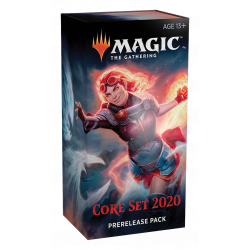 Set Base 2020 - Prerelease Pack