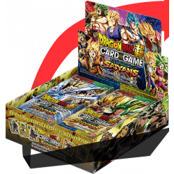 Dragon Ball Super - Booster Box Series 7 - Assault of the Saiyans