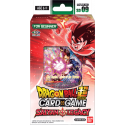 Dragon Ball Super - Starter Deck 9 - Saiyan Legacy