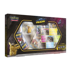 Pokemon - Detective Pikachu - On the Case Figure Collection