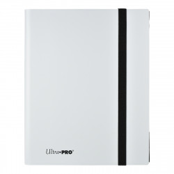 Ultra Pro - Eclipse 9-Pocket PRO-Binder - Arctic White