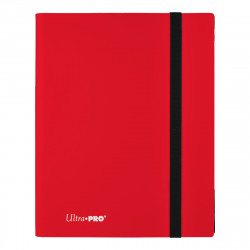 Ultra Pro - Eclipse 9-Pocket PRO-Binder - Apple Red
