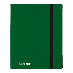 Ultra Pro - Eclipse 9-Pocket PRO-Binder - Forest Green
