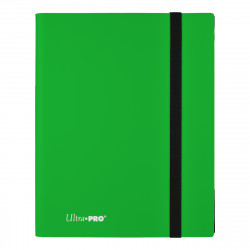 Ultra Pro - Eclipse 9-Pocket PRO-Binder - Lime Green