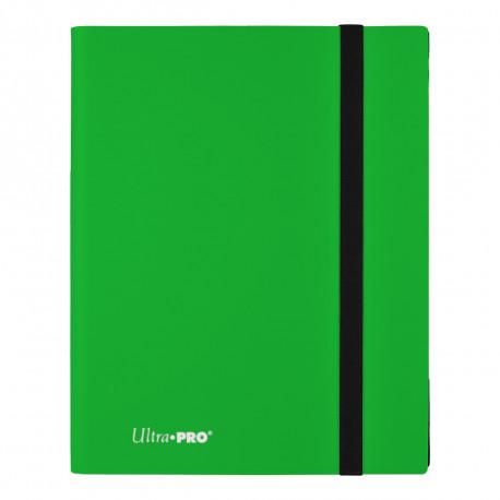 Ultra Pro - Eclipse 9-Pocket PRO-Binder - Lime Green