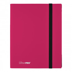 Ultra Pro - Eclipse 9-Pocket PRO-Binder - Hot Pink