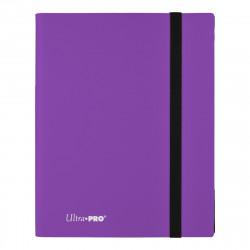 Ultra Pro - Eclipse 9-Pocket PRO-Binder - Royal Purple