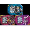 Pokemon - Power Partnership Tins - Set (Mewtwo & Mew-GX + Lucario & Melmetal-GX + Garchomp & Giratina-GX)