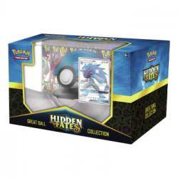 Pokemon - Collezioni Poké Ball Destino Sfuggente - Zoroark-GX cromatico