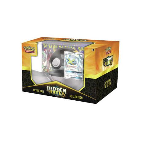 Pokemon - Hidden Fates Poké Ball Collection - Shiny Metagross-GX