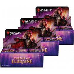 Throne of Eldraine - 3x Booster Box
