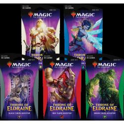 Il Trono di Eldraine - Set Busta Tematico (5x Busta Tematico)