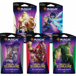 Throne of Eldraine - Theme Boosters Set (5 Boosters)