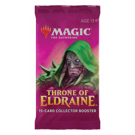Throne of Eldraine - Collector Booster