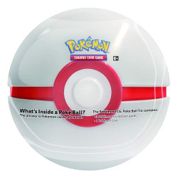 Pokemon - Fall 2019 Poké Ball Tin - Premier Ball