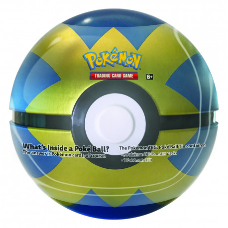 Pokemon - Fall 2019 Poké Ball Tin - Quick Ball
