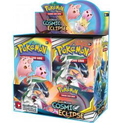 Pokemon - SM12 Éclipse Cosmique - Boîte de Boosters (36 Boosters)