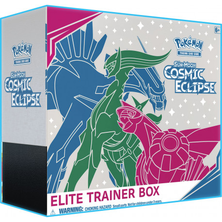 Pokemon - SM12 Cosmic Eclipse - Elite Trainer Box