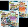 Pokemon - SM12 Cosmic Eclipse - 3-Pack Blister Bundle (Celebi + Victini)