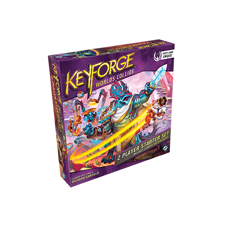 KeyForge - Worlds Collide - Starter Set