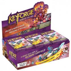 KeyForge - Worlds Collide - Archonten-Deck Display (12x Decks)