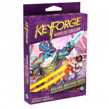 KeyForge - Worlds Collide - Deck Archonte Deluxe