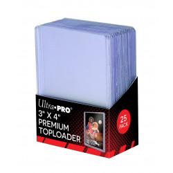 Ultra Pro - Super Clear Premium Toploader (25x)
