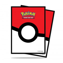 Ultra Pro - Pokémon 65 Sleeves - Poké Ball