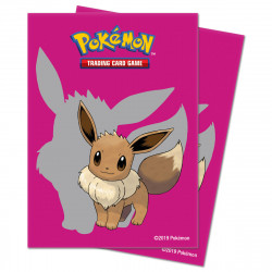 Ultra Pro - Pokémon 65 Sleeves - Eevee 2019
