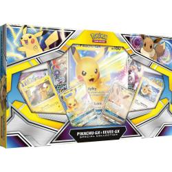 Pokemon - Collection Spéciale - Pikachu-GX et Évoli-GX