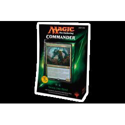 Commander 2015 - White / Black