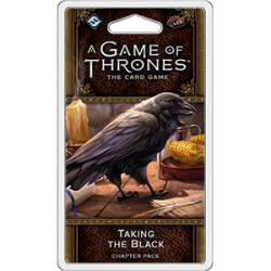 A Game of Thrones: TCG 2nd Ed - Taking the Black Chapter Pack