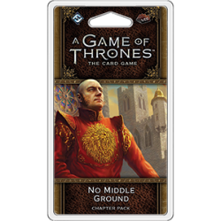 A Game of Thrones: The Card Game Second Edition - No Middle Ground Chapter Pack