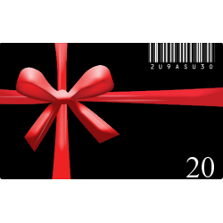 Carte Cadeau The Mana Shop CHF 20.-
