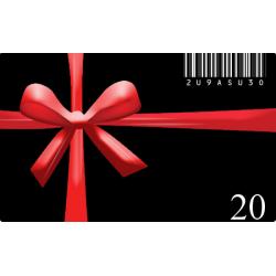 Gift Card CHF 20.-