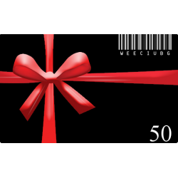Carte Cadeau The Mana Shop CHF 50.-