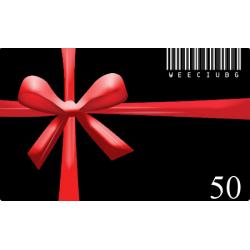 Gift Card CHF 50.-