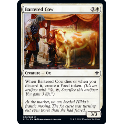 Bartered Cow