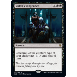Witch's Vengeance