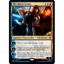The Royal Scions