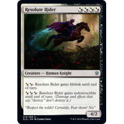 Resolute Rider