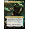 Garruk, Cursed Huntsman (Borderless)