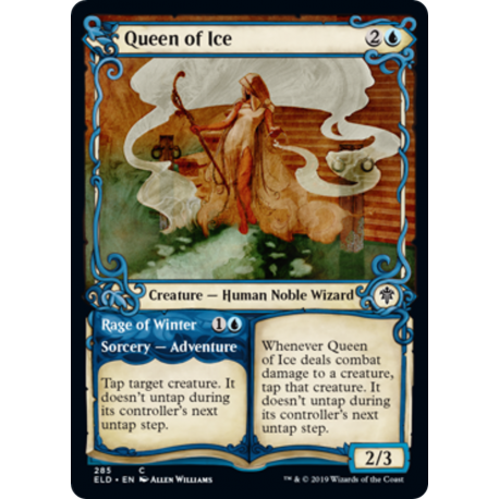 Queen of Ice (Showcase)
